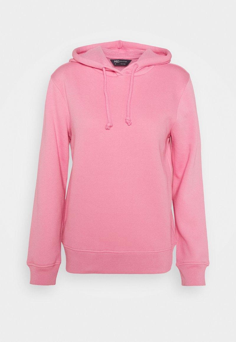 Marks & Spencer London - HOODY - Hoodie - light pink