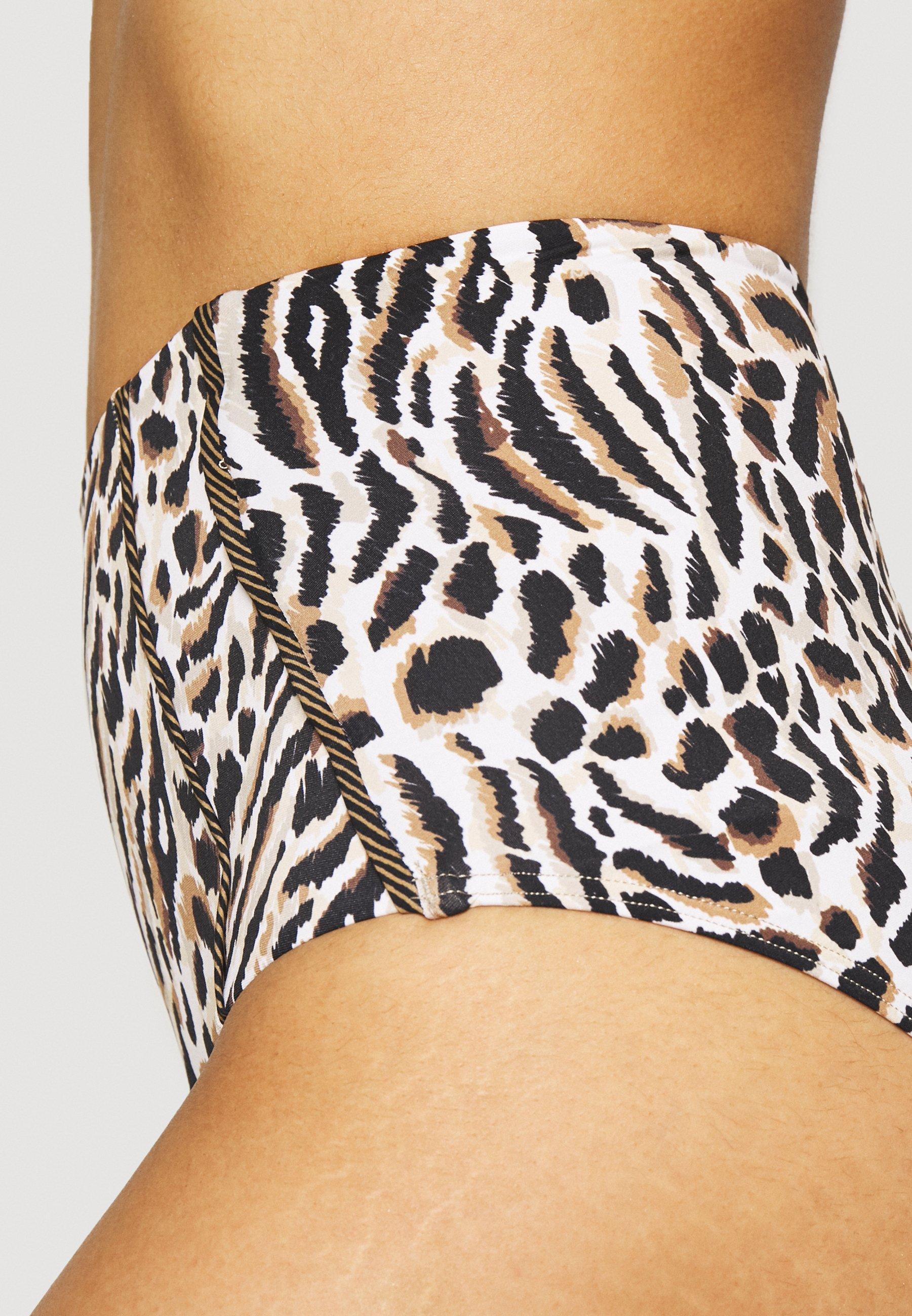 Women PROWESS HIGH WAIST - Bikini bottoms