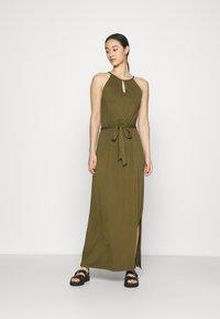 Even&Odd - Maxi dress - green - 0