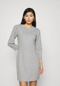 GAP - DRESS - Sukienka dzianinowa - heather grey - 0