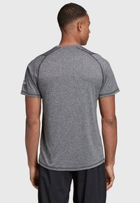 adidas Performance - FREELIFT AEROREADY TRAINING SHORT SLEEVE TEE - T-shirt basic - black - 1