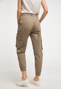 DreiMaster - Trousers - brown - 2