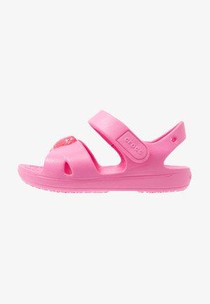 CLASSIC CROSS STRAP - Pool slides - pink lemonade