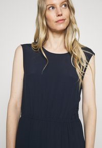 Marc O'Polo DENIM - DRESS STRAP DETAIL AT BACK - Day dress - scandinavian blue - 5