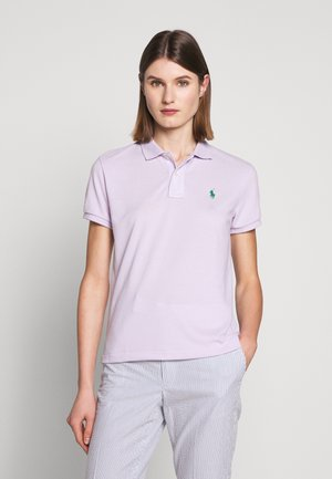 Polo shirt - pastel violet