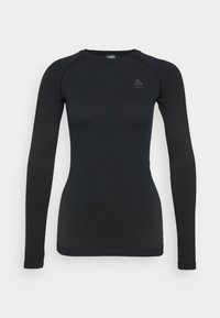 ODLO - CREW NECK PERFORMANCE WARM - Sports shirt - black - 3