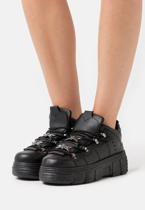 VEGAN  - Sneaker low - black