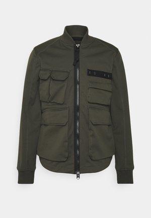 MULTIPOCKET - Summer jacket - asfalt