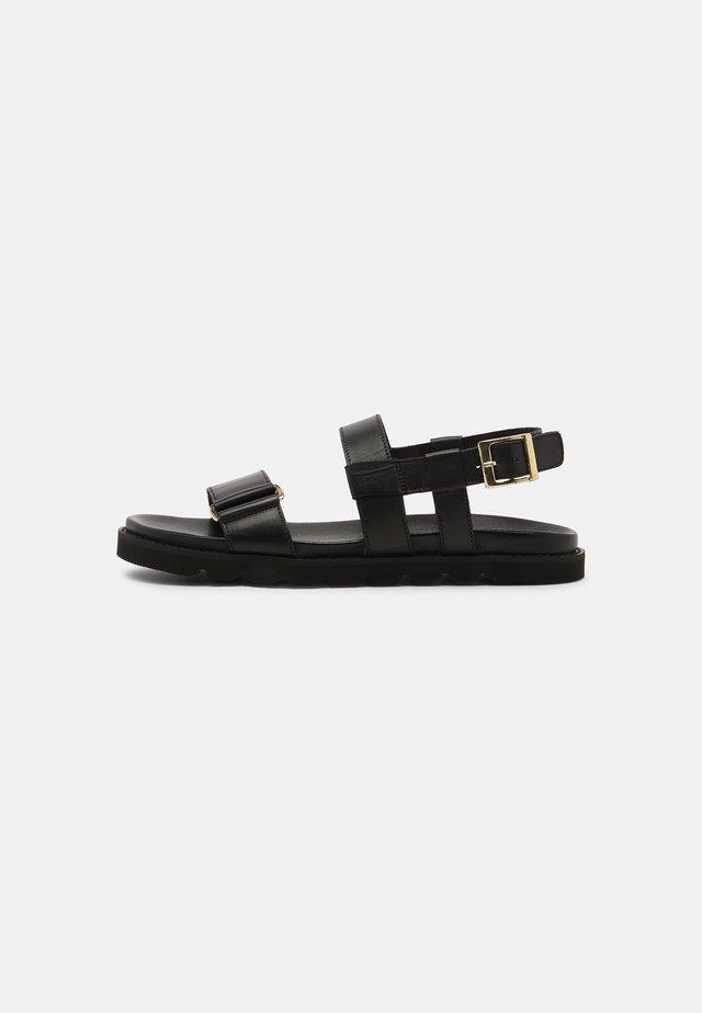 HALISA - Sandals - black