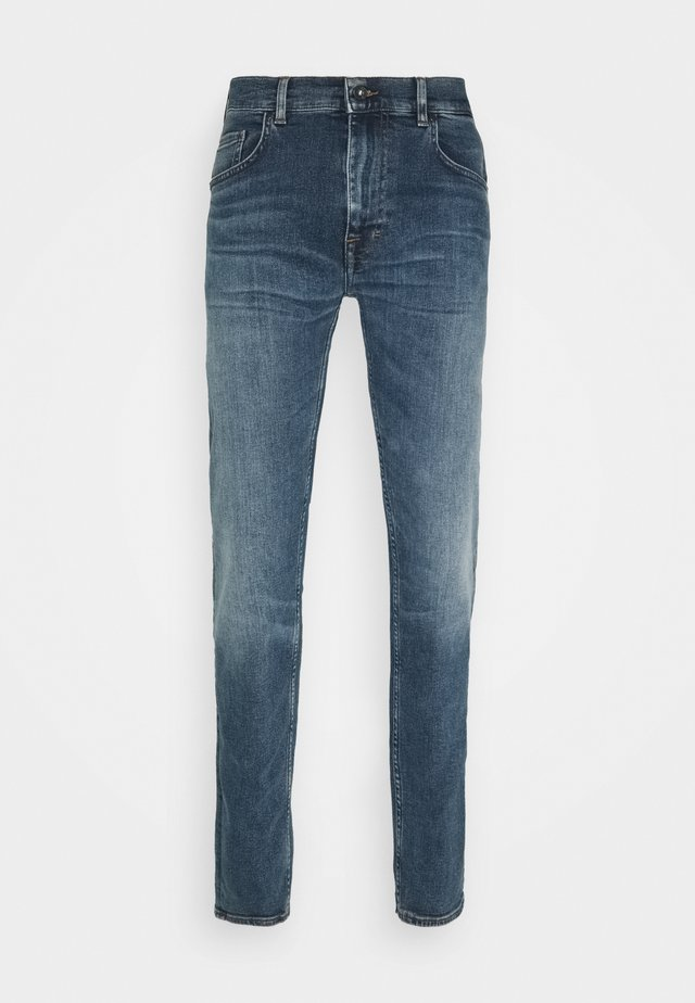 LEON - Jeans slim fit - nobel