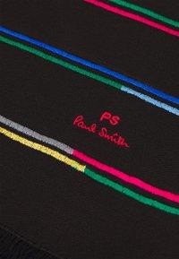 PS Paul Smith - MEN SCARF - Foulard - black - 3