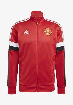 Training jacket - red