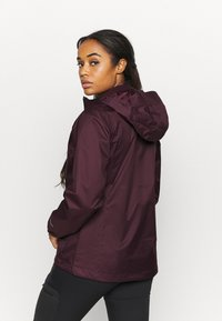 The North Face - QUEST JACKET - Hardshell jacket - root brown - 2