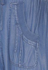 Cream - KAREN PANT - Trousers - medium blue denim - 2