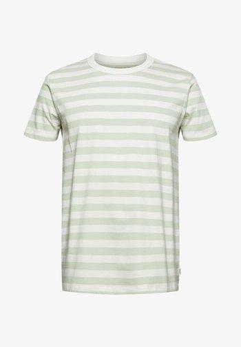 FASHION  - T-shirt imprimé - pastel green