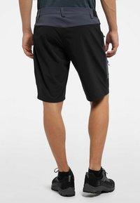 Haglöfs - Shorts - dense blue/true black - 1