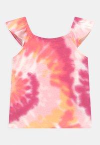GAP - GIRLS FLUTTER  - Print T-shirt - multi-coloured - 1