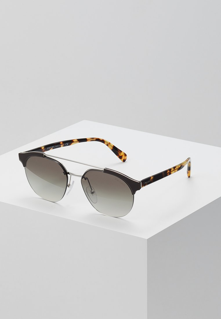 Prada - Sunglasses - grey/silver-coloured