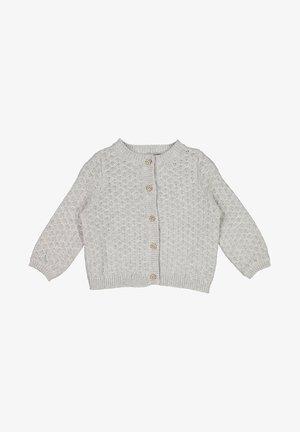 MAGNELLA - Cardigan - melange grey