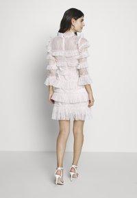 By Malina - CARMINE DRESS - Cocktail dress / Party dress - pink - 2