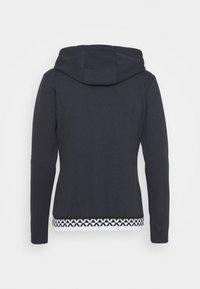 Luhta - ALITALO - Zip-up hoodie - dark blue - 1