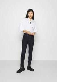 Anna Field - Slim fit jeans - dark blue denim - 1