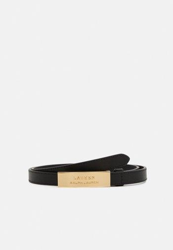 SUPER SMOOTH - Belt - black