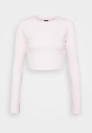 KINSLEY - Long sleeved top - primrose pink