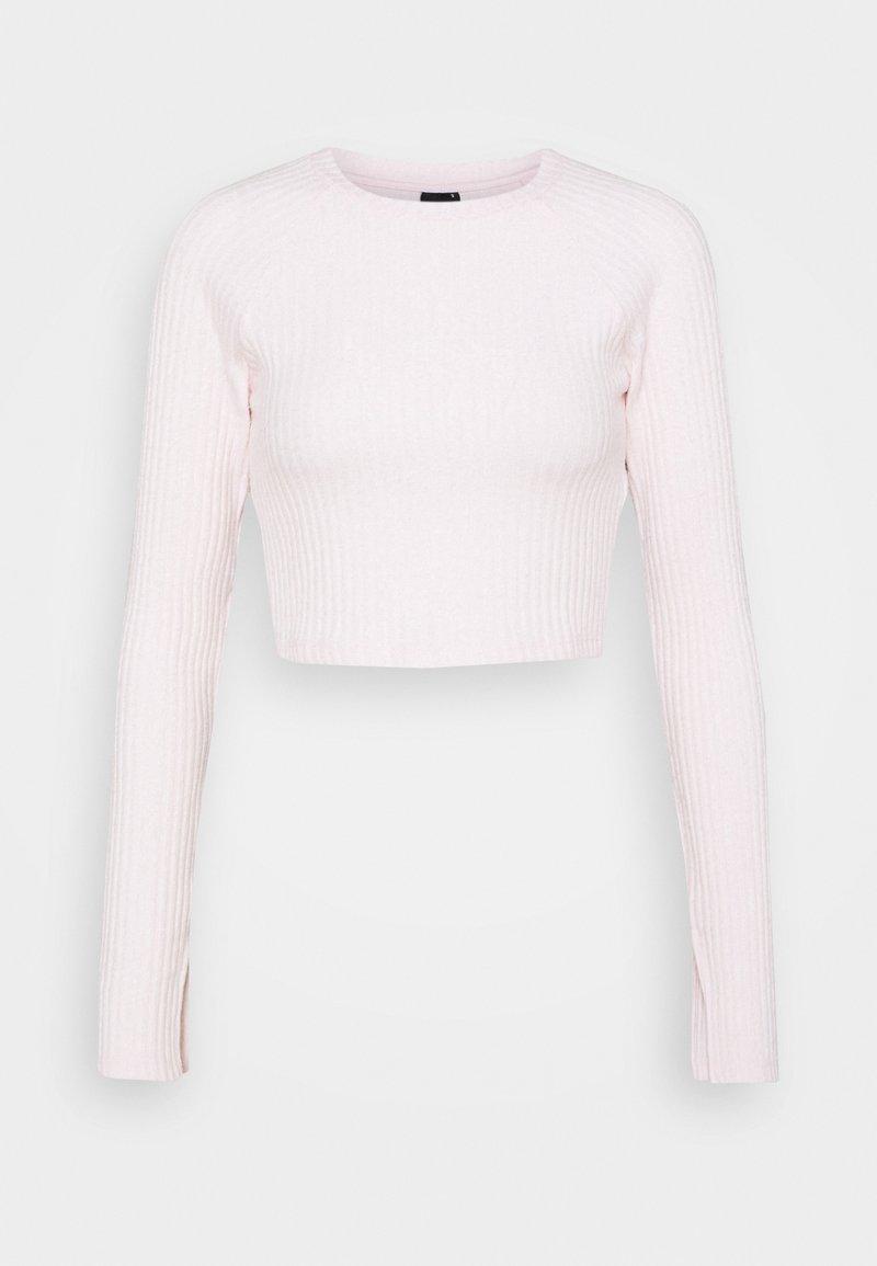 Gina Tricot - KINSLEY - Långärmad tröja - primrose pink