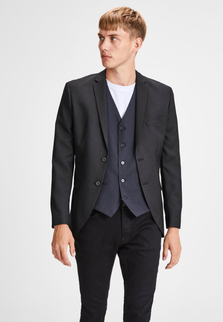 Jack & Jones - Suit jacket - black