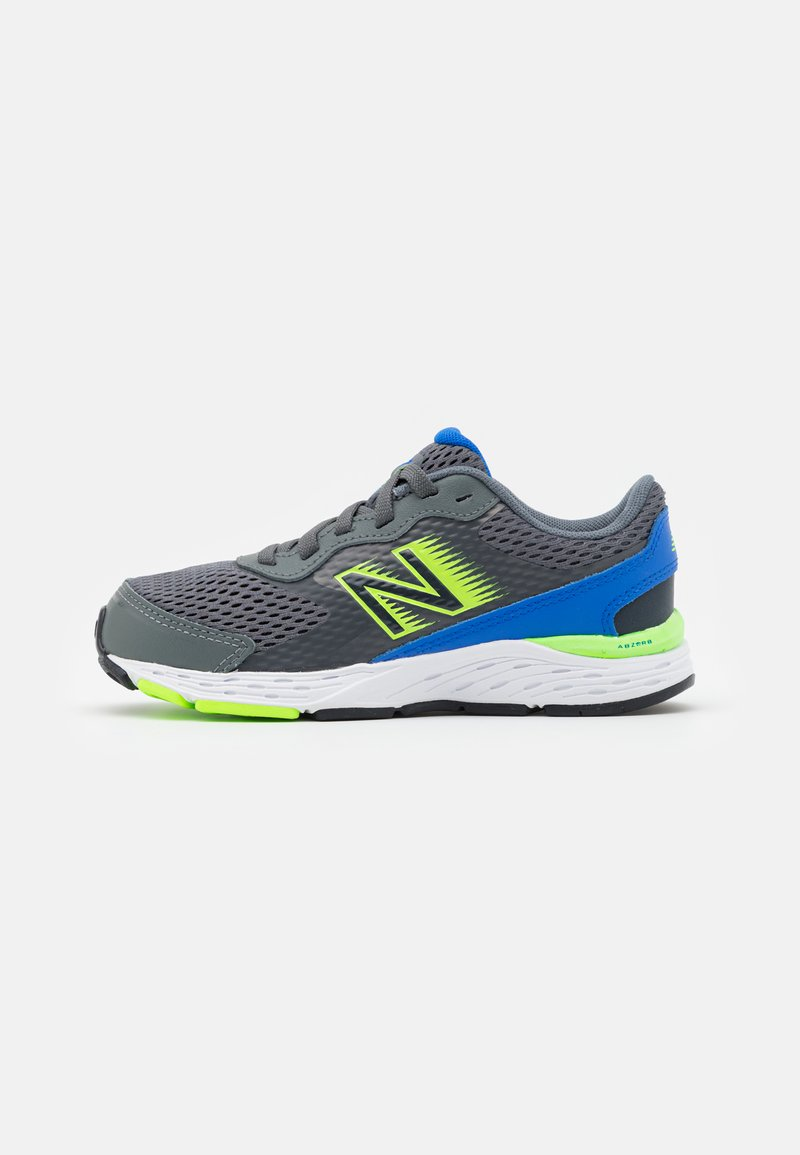 New Balance - YP680BL6 UNISEX - Neutral running shoes - grey
