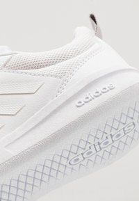 adidas Performance - TENSAUR UNISEX - Sports shoes - footwear white/grey two - 2