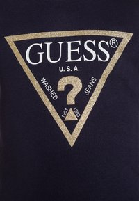 Guess - Top sdlouhým rukávem - duke blue - 2