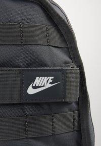 Nike Sportswear - UNISEX - Mochila - iron grey/white - 6