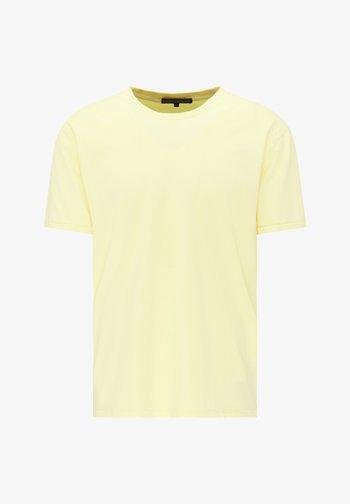 LIAS - Basic T-shirt - yellow