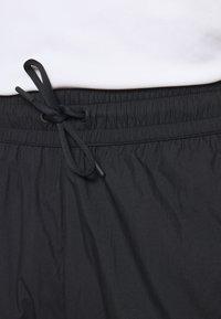 adidas Performance - URBAN PANT - Jogginghose - black/neon green - 3