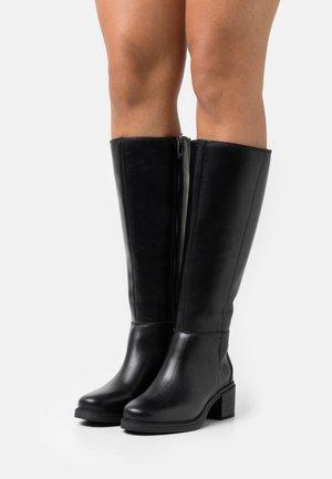 DALSTON VIBE TALL BOOT - Klassiska stövlar - black