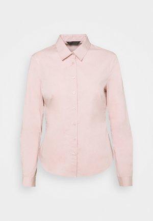 FITTED SHIRT - Skjorte - light pink