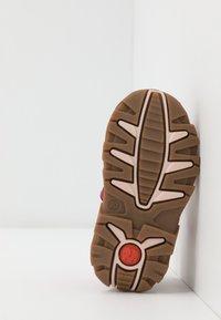 Elefanten - FIDO - Baby shoes - burgundy red - 5
