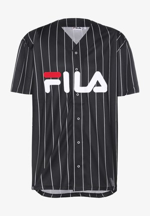 DAWN BASEBALL - Print T-shirt - black