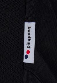 pinqponq - CUBIK MEDIUM UNISEX - Rucksack - licorice black - 4
