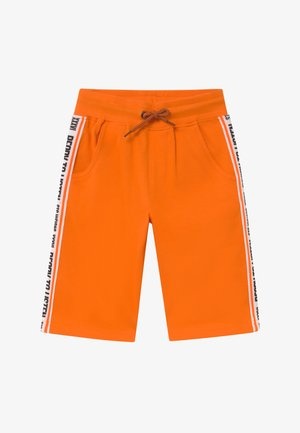 BERMUDAS KID - Spodnie treningowe - orange