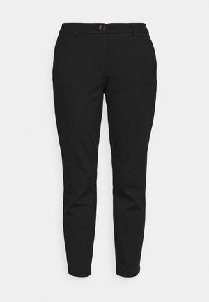 ONLADENA VIKE SLIM CIGARETTE  - Spodnie materiałowe - black