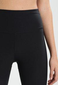 Nike Performance - SCULPT HYPER - Leggings - black/clear - 3