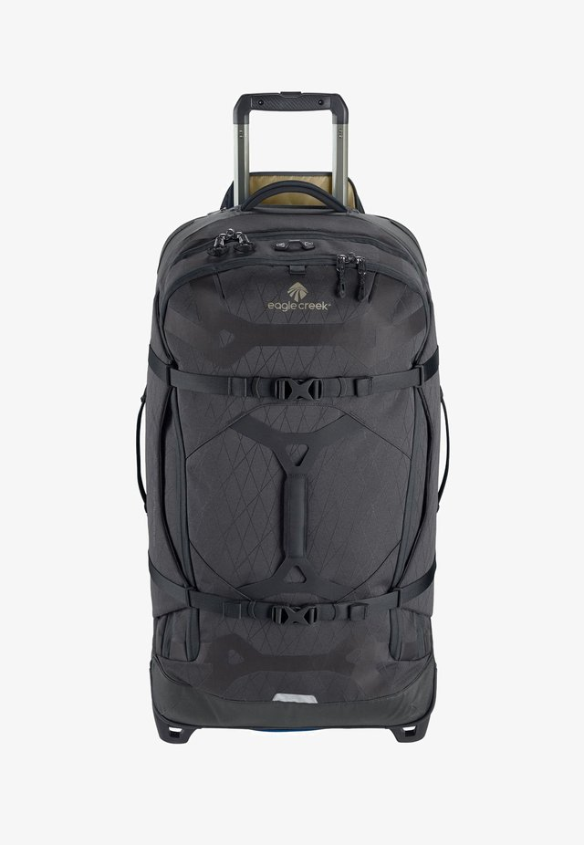 GEAR WARRIOR  - Wheeled suitcase - jet black