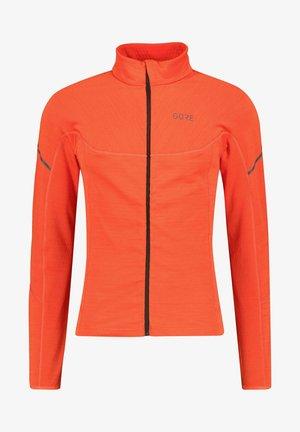 LANGARM - Training jacket - rot