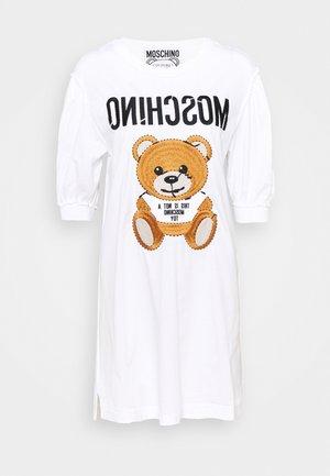 DRESS - Trikoomekko - fantasy print white