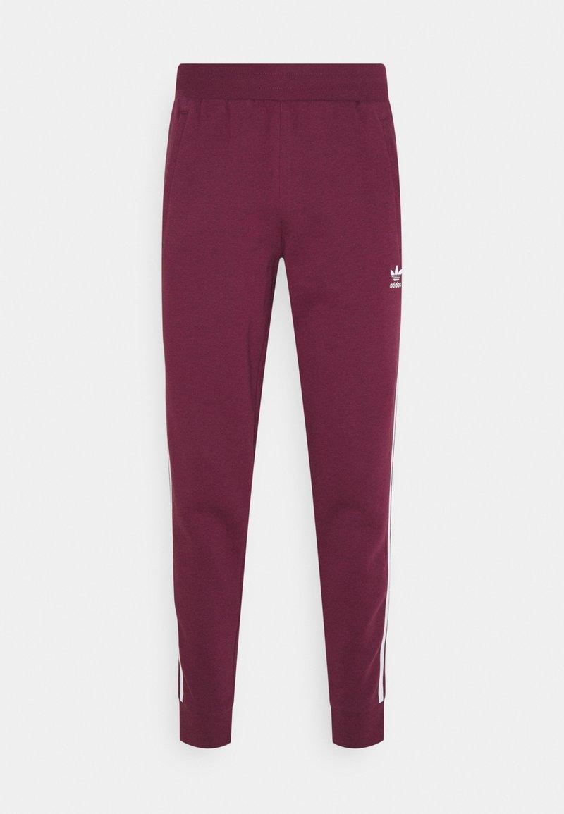 adidas Originals - 3 STRIPES PANT - Spodnie treningowe - victory crimson