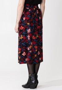 Indiska - SIBEL - A-line skirt - black - 3