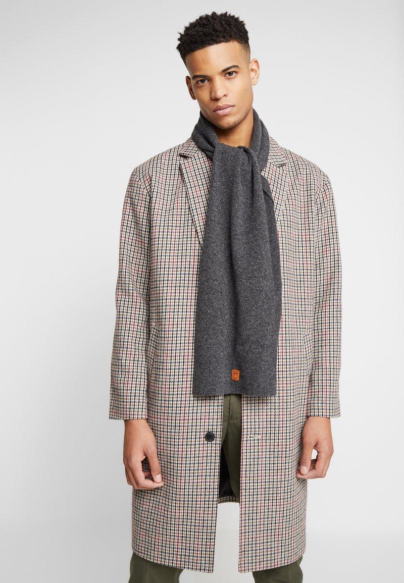 Knowledge Cotton Apparel - SCARF - Sjaal - dark grey